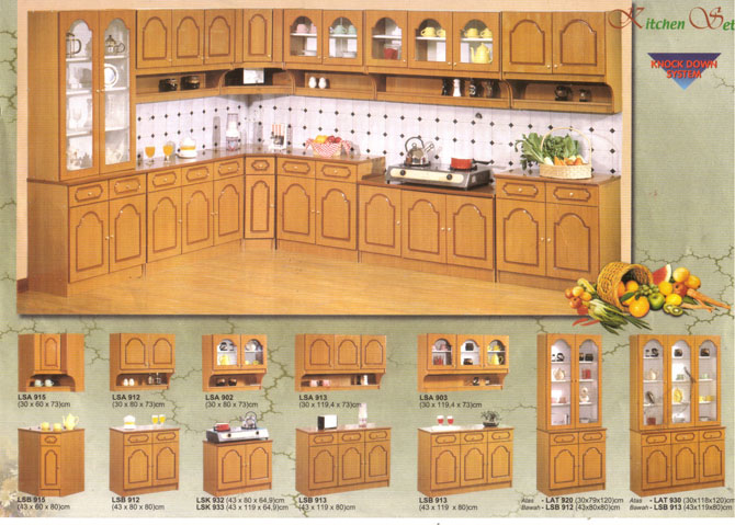 Kitchen Set Lemari Dapur