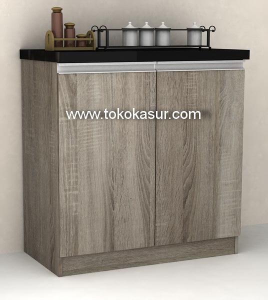 Kitchen Set Gantung: Desainrumahid.com